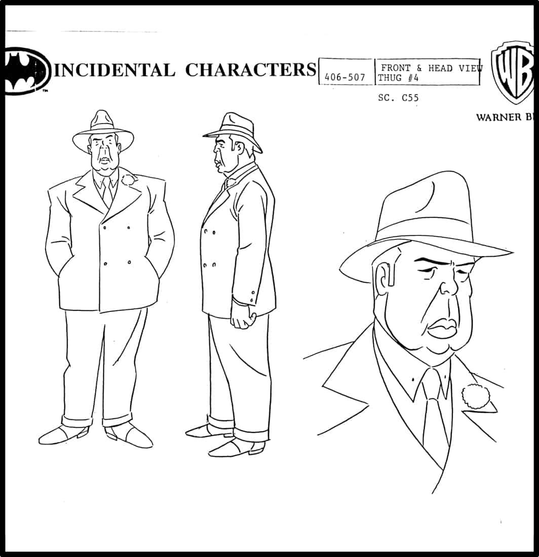 Batman_Model_Thug_#4