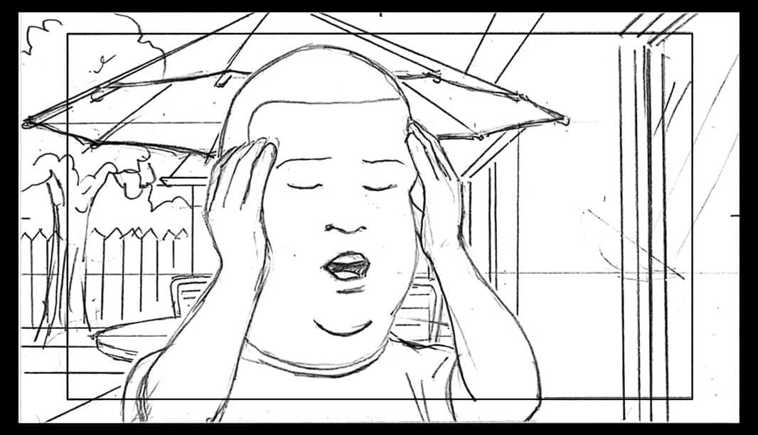 King of the Hill, Bobby Hill, Animation Story Boards, Fox TV Animation