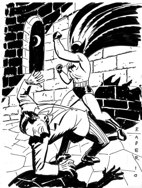 Basic Batman #2 with the Joker