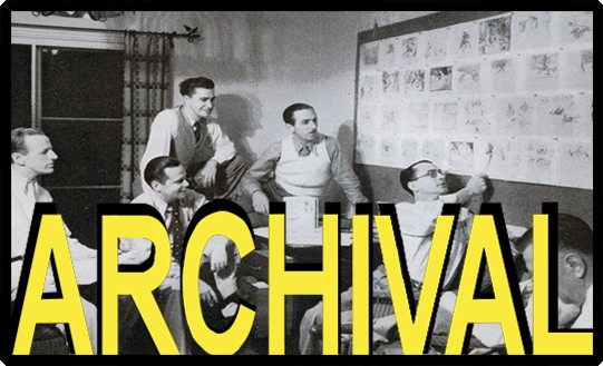 Archival storyboards