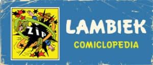Brad's page on Lambiek Comiclopedia