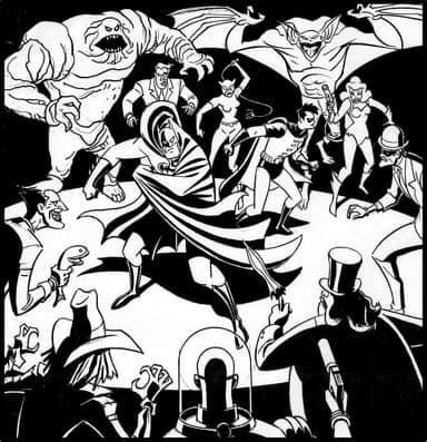 soliloquy_Batman's_Rogues_Gallery_op